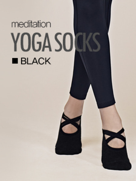 [YOGASOCKS] AS0003 블랙